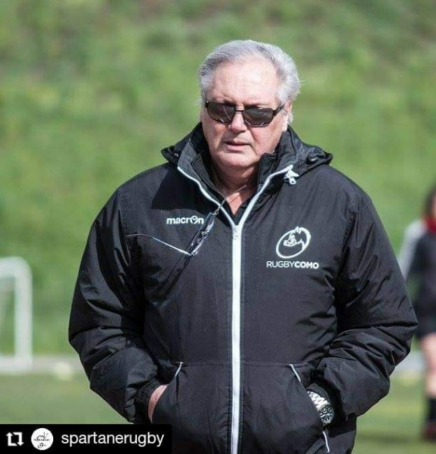 Rugby Como Annio CHiarotti