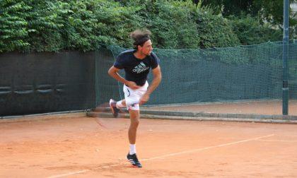 Tennis lariano Andrea Arnaboldi accede ai quarti di finale del Challenger di Lille