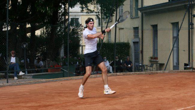 Tennis Como Federico Fossati