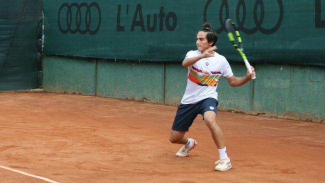 Tennis como mattia Bellucci