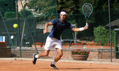 Tennis lariano Federico Arnaboldi eliminato al 1° turno del Torneo di Porec