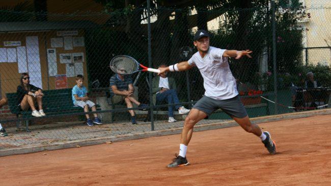 Tennis Como Federico Arnaboldi in semifinale