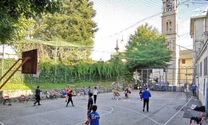 Basket giovanile che successone gli Open days minibasket dell'US Alebbio