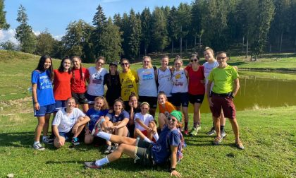 """Basket femminile il GSV Villa Guardia """"rosa"""" al via con la preparazione in Val d'Intelvi"""