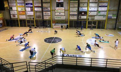 Basket di serie C Gold primo test stagionale per il Cermenate contro Rovello