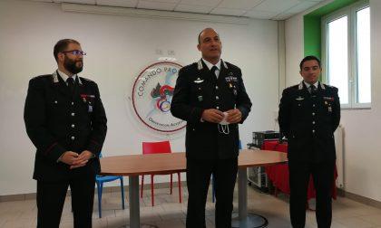 Carabinieri, cambio della guardia: Giovanni Di Nuzzo è il nuovo comandante della Compagnia di Como