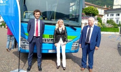 Asf presenta 16 nuovi bus interurbani: andranno sulle linee Erba‐Lecco, Como‐Lanzo e Como‐ Brunate