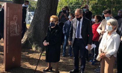 Olgiate, inaugurati i nuovi campi sportivi intitolati a Mario Briccola FOTO