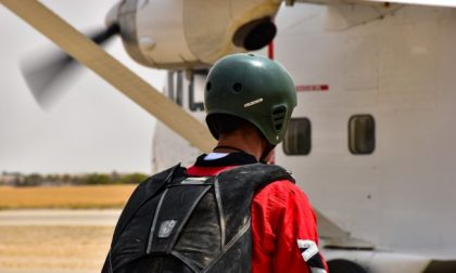 Precipita aereo Castelverde: morti il pilota e un paracadutista