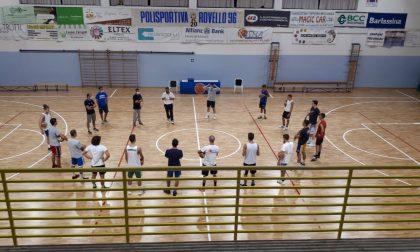 Basket serie D stasera debutta il Rovello Porro a Tradate