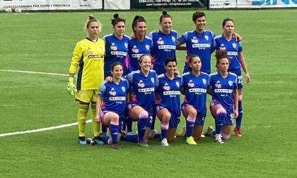 Calcio femminile, Como Women attende Pomigliano ma sarà un turno ancora dimezzato