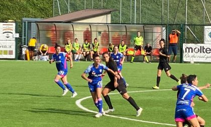 Calcio femminile, 2° turno ancora amaro per la Como Women travolta dalla Fiorentina