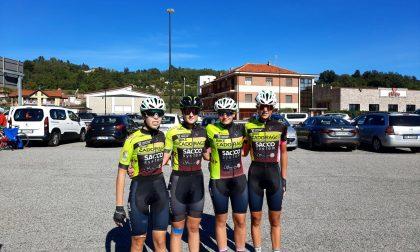 Bike Cadorago, ottimo sesto posto per Elisa Valtulini ad Arcade