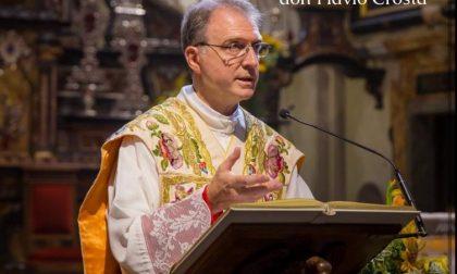Nuovo parroco di Olgiate: arriva don Flavio Crosta