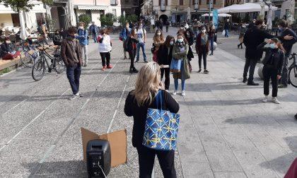 """I Fridays For Future sono tornati a scioperare: """"Giunta Landriscina assente"""""""