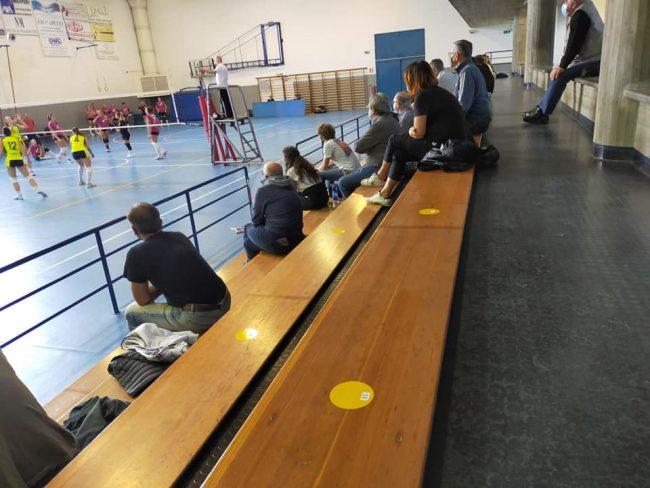albese volley pubblico torna alla pedretti