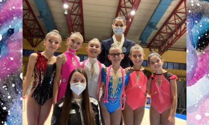 Ag Comense, 6 giovani ginnaste nerostellate protagoniste al 1° Torneo d'Autunno