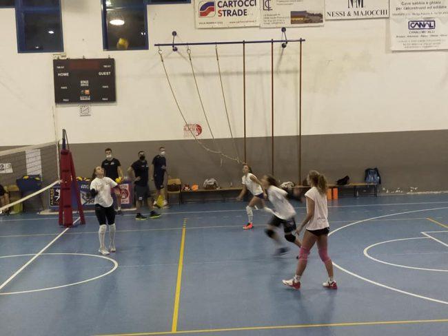 Albese Volley prosegue preparazione