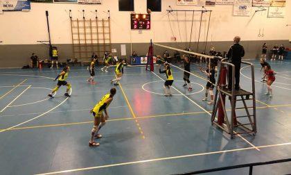 Albese Volley per la Tecnotem buon test amichevole contro il Garlasco