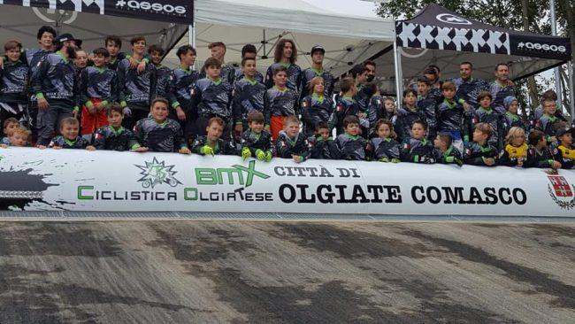 Ciclismo lariano BMX Olgiatese