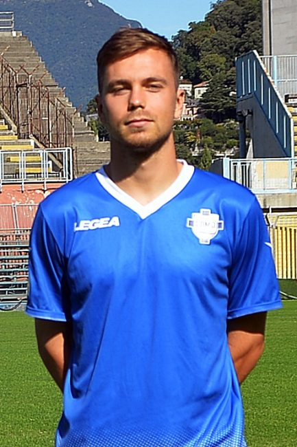 Como calcio Edoardo Bovolon fa 100