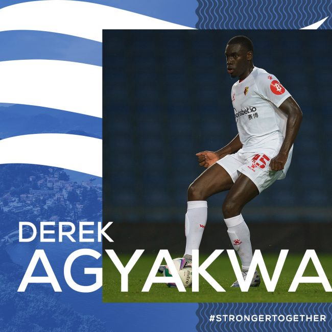 Como Calcio Derek Agyakwa