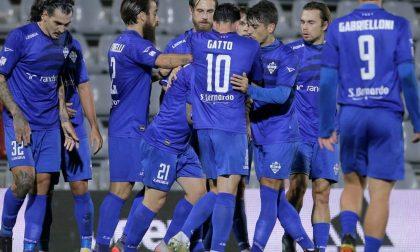 Como Calcio, una rete di Solini regala una vittoria pesante ai lariani contro la Pro Patria