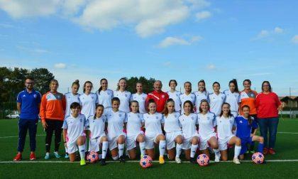 Calcio femminile sabato subito derby under17Como 1907-Como Women