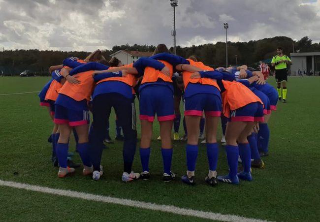 Calcio femminile Primavera Como women ok