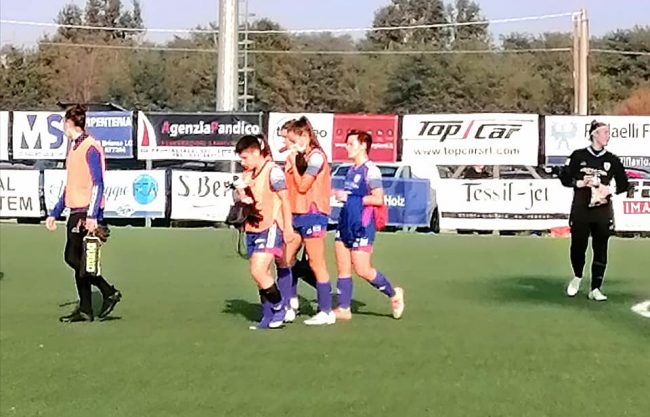 calcio femminile Primavera Como women ko