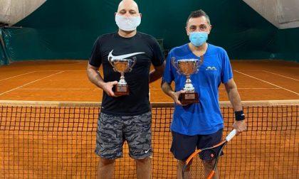 Tennis lariano Franco Marelli ha vinto il 1' Rodeo Erreci Progetto Tennis