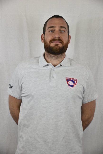 Basket giovabile Fulvio Roncoroni assistente. PGC