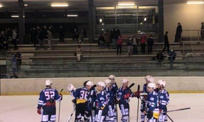 Hockey Como solo tre gare in programma ma il team lariano rinvia