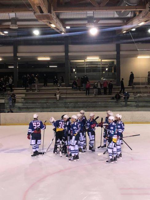 hockey como seconda sconfitta