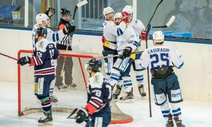 Hockey Como il team lariano rischia di perdere a tavolino la gara non giocata ad Alleghe