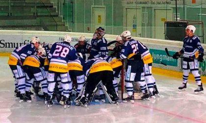 Hockey Como stasera a Casate il team lariano sfida i Falcons capolisti
