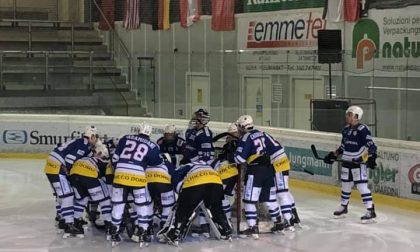 Hockey Como il team lariano perde a Egna travolto dai Cavaliers