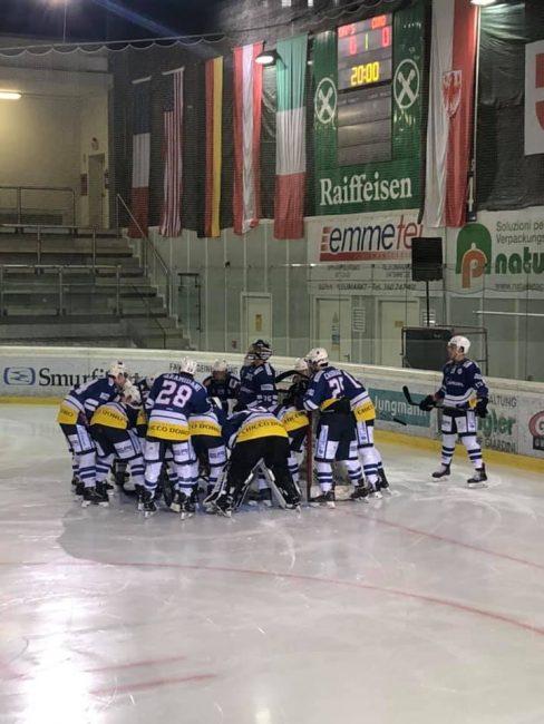 hockey como seconda sconfitta in IHL