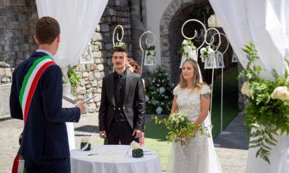 """Matrimonio a prima vista si trasferisce a Garzeno. Il sindaco: """"Occasione di rilancio per il territorio"""""""