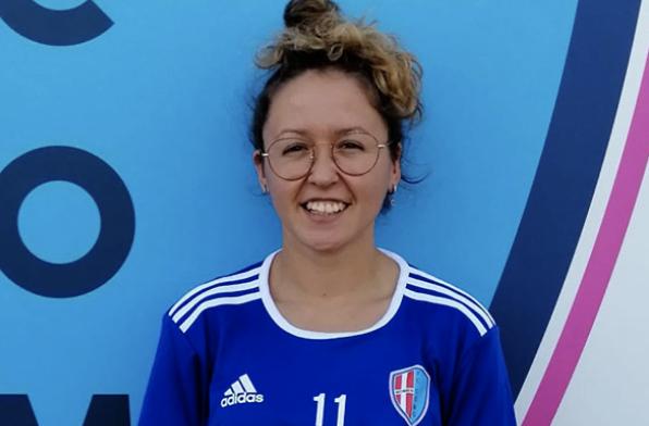 Calcio femminile Martina Gelmetti