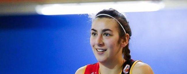 basket femminile Marta Meroni