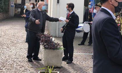 Olgiate Comasco saluta don Marco Folladori