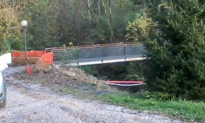 """Ponte sul Cosia a Camnago Volta, ok della giunta al progetto. I Dem: """"Con i soldi stanziati da noi nel 2017"""""""