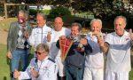 Tennis lariano Primo Veneri tricolore over 65 a squadre con la Canottieri Roma