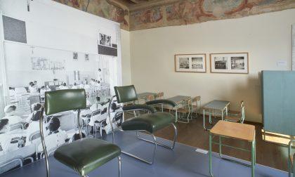 Riaprono la Pinacoteca Civica e Villa Olmo con Miniartextil, le nuove sale di Terragni e il Carnevale