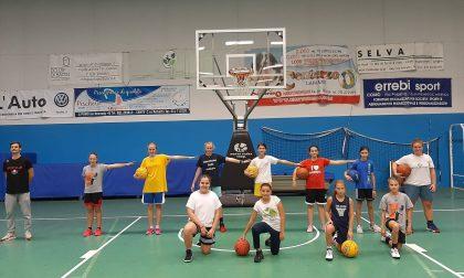 Basket giovanile Il mondo SCB è costretto a fermarsi fino al 6 novembre