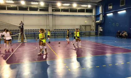 Albese Volley Tecnoteam buon test vincente anche a Merone