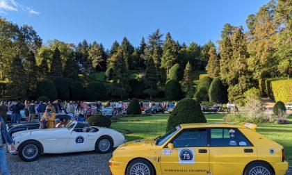 Auto d'epoca Mauro Bonfante e Cinzia Bruno vincono la Coppa dei Tre Laghi e Varese Campo dei Fiori