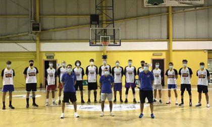 Basket C Gold la Virtus Cermenate domenica 14 all'esame Bocconi Milano