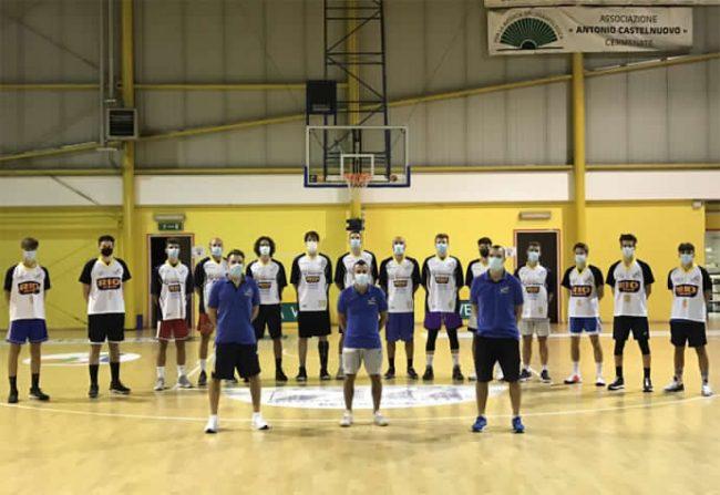 Basket C Gold Virtus Cermenate 2020/21